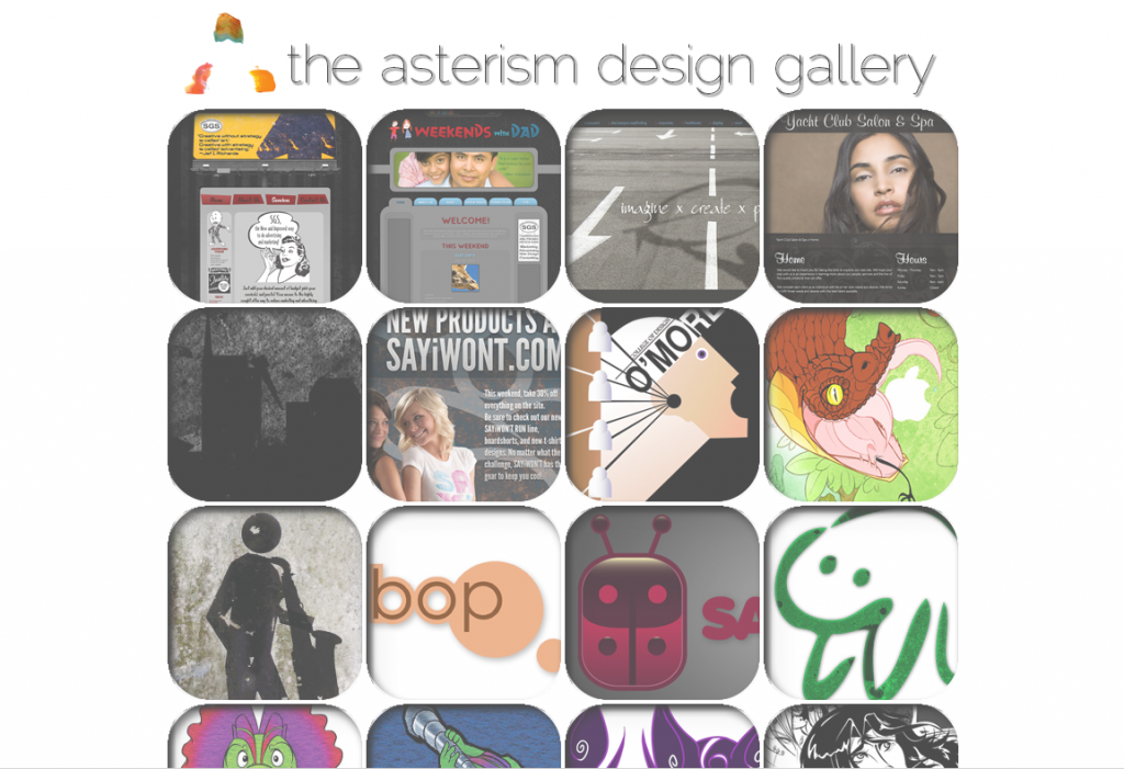 the asterism gallery 01