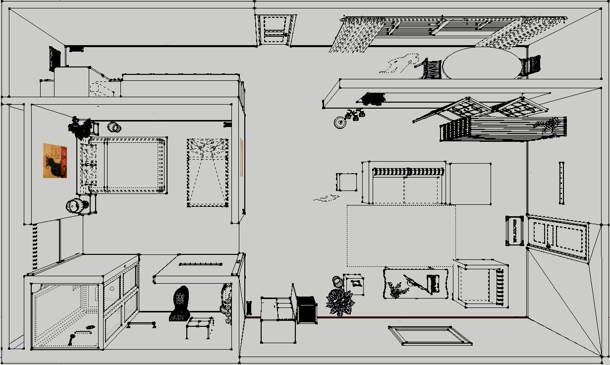 Sketchup floorplan walls time saver 28 images sketch for Time saver details for exterior wall design