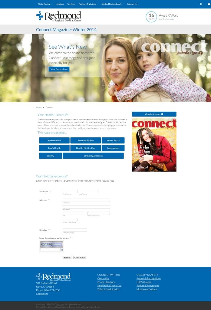 redmondconnect