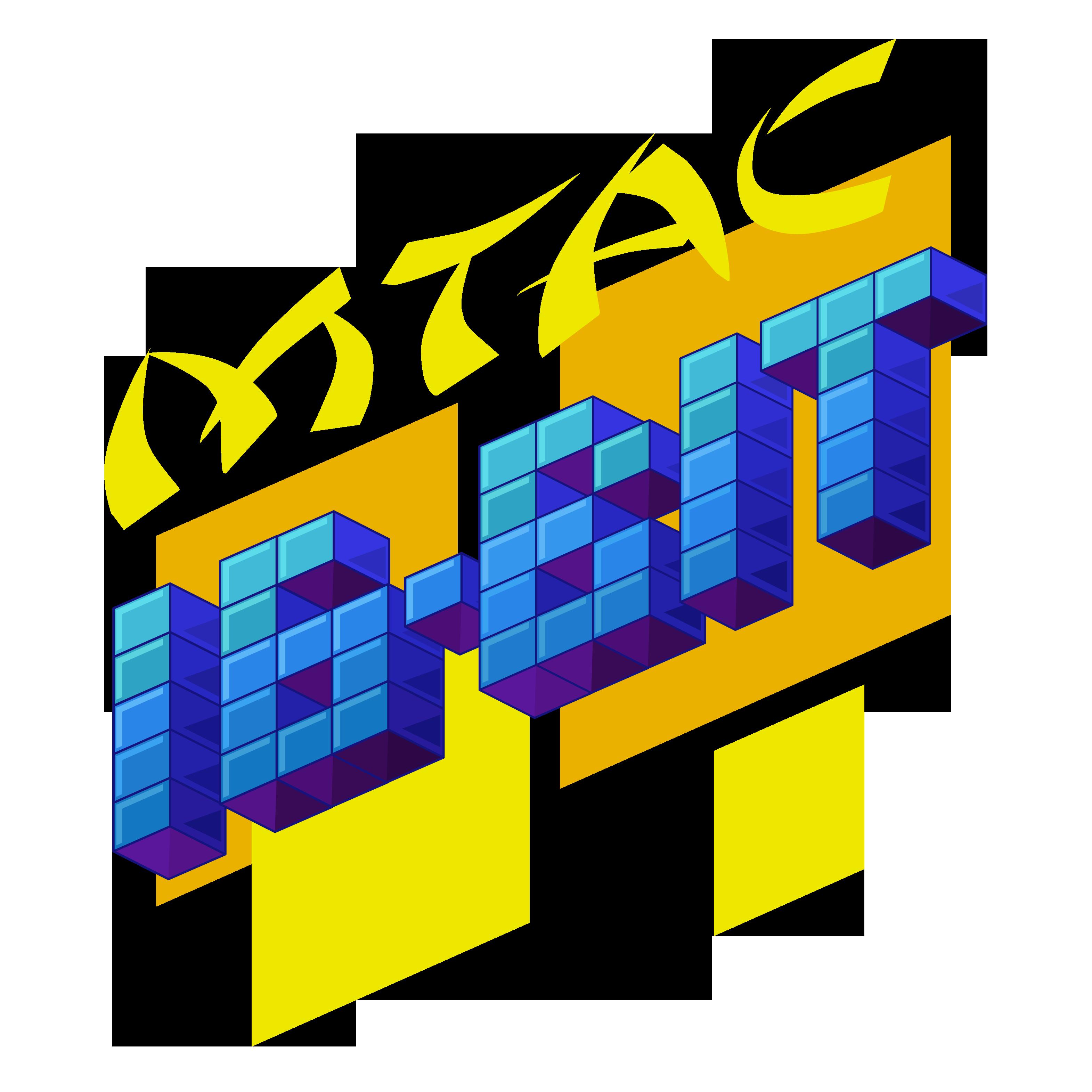 MTAC 16-Bit Logo • Hello! I'm Jessica Cantlope